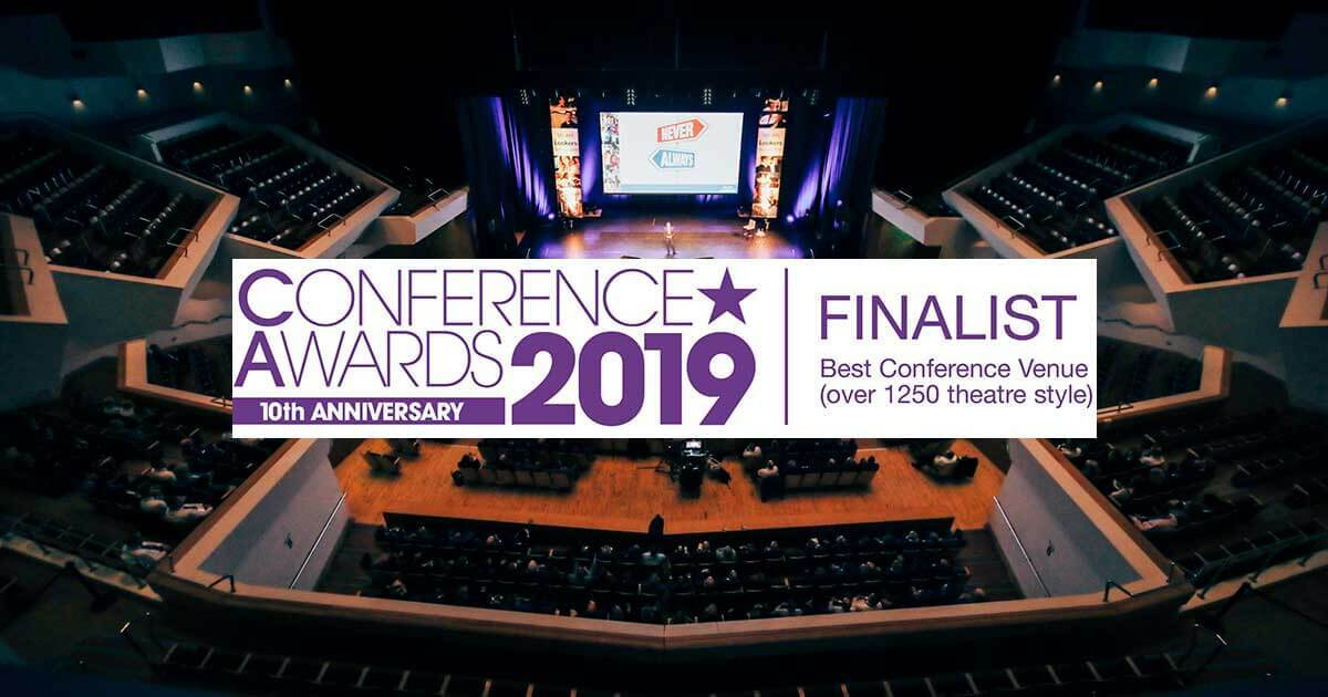 Conference Awards Best Conference Venue