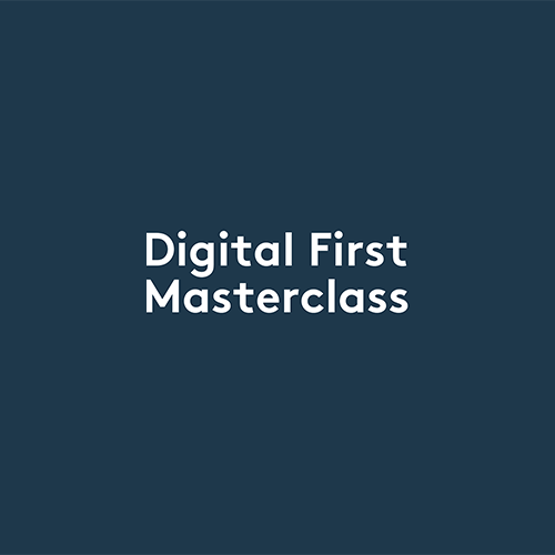 Digital Masterclass 500X500