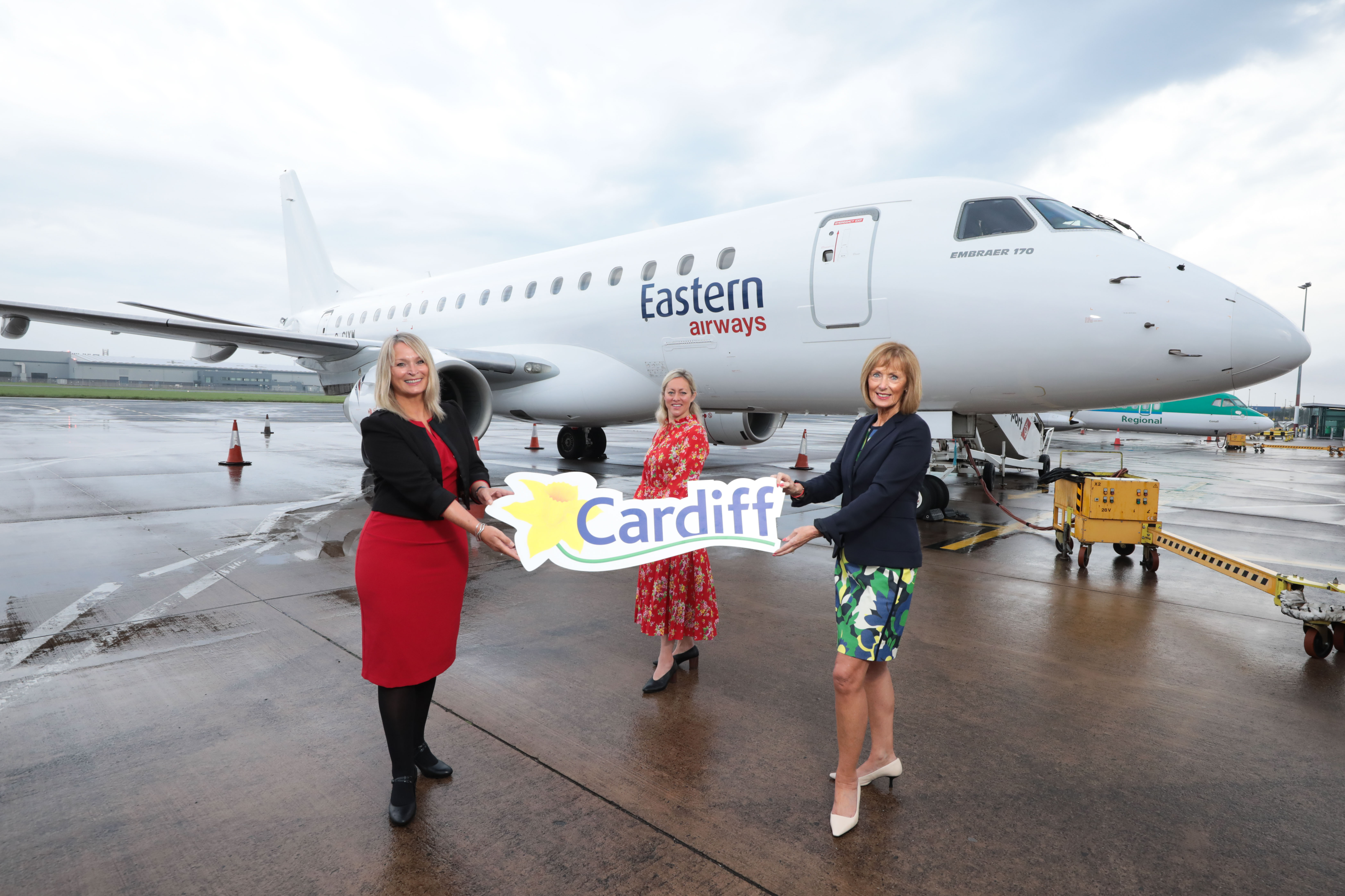 Eastern Airways Launches Cardiff Route From Belfast City Airport