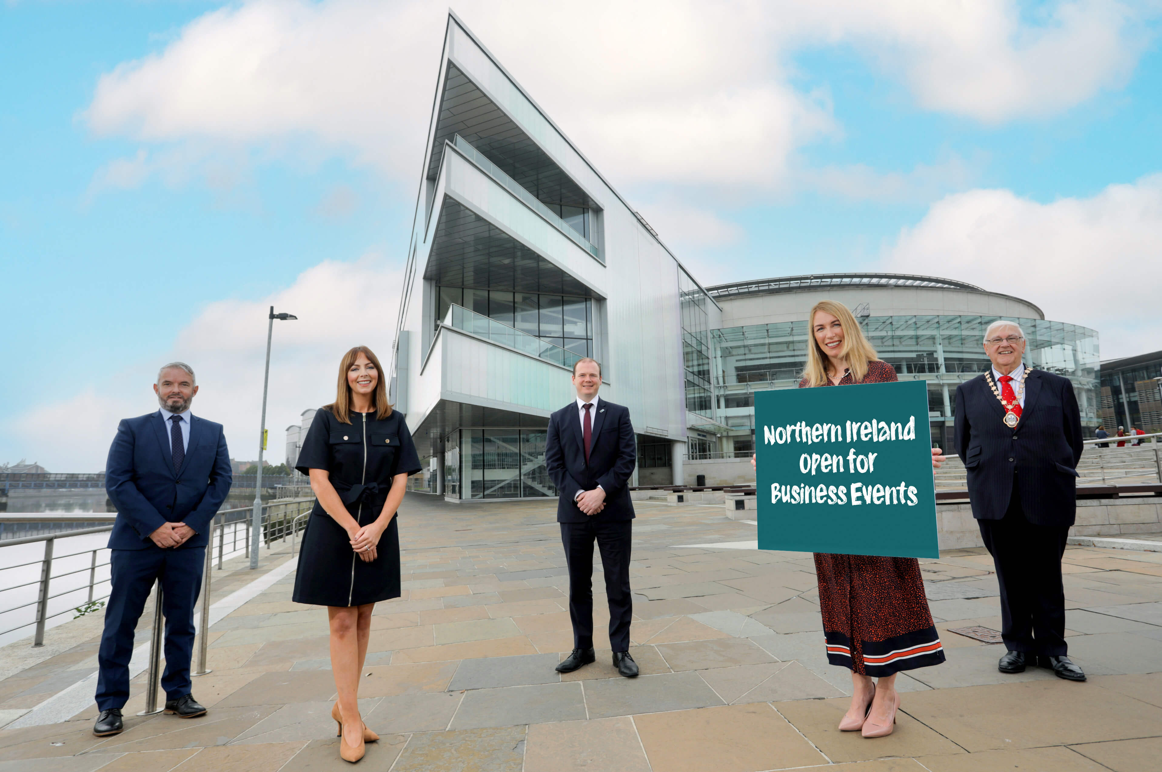Northern Ireland unveils £1m conference support scheme in major boost to business events
