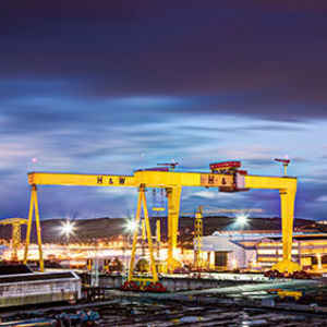 Harland And Wolff ICC Belfast
