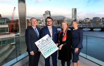 Icc Belfast Hosting Healthy Cities Conference