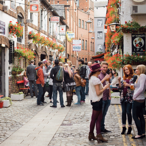 Cathedral Quarter 1080x1080